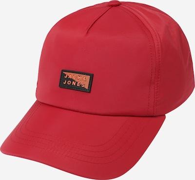 Șapcă JACK & JONES pe roșu / negru, Vizualizare produs