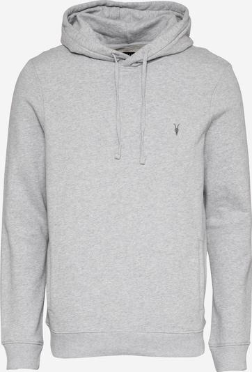 AllSaints Sweat-shirt 'Raven Oth' en gris chiné, Vue avec produit