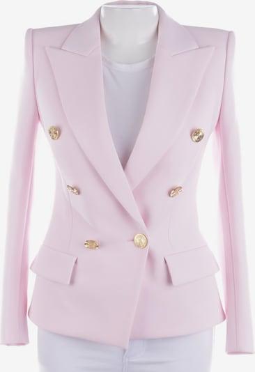 Alexandre Vauthier Blazer in XS in rosa, Produktansicht