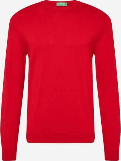 UNITED COLORS OF BENETTON Jersey en rojo, Vista del producto
