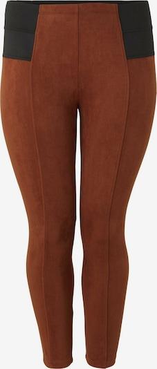 MY TRUE ME Chino Pants in Auburn / Orange, Item view