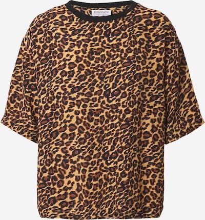 Maglietta 'Claudine' Bizance Paris di colore beige / marrone / nero, Visualizzazione prodotti