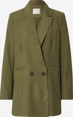 Guido Maria Kretschmer Collection Blazer 'Lydia' in Grün