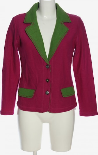 Donnell Kurz-Blazer in M in grün / pink, Produktansicht