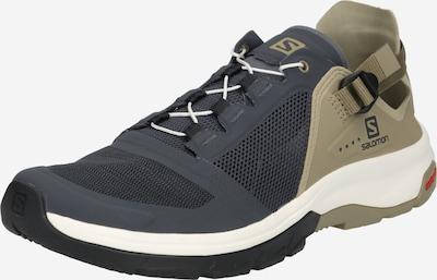 SALOMON Sandaalit 'TECH AMPHIB 4' värissä marine / harmaa, Tuotenäkymä