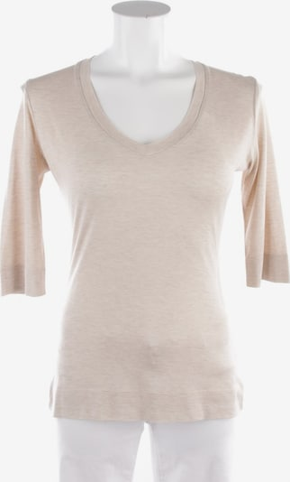 Windsor Shirt langarm in XS in beige, Produktansicht