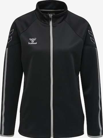 Veste de survêtement Hummel en noir