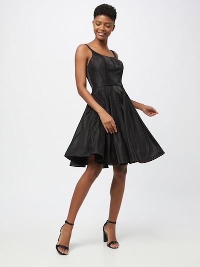 Abito da cocktail mascara di colore nero / argento, Visualizzazione modelli