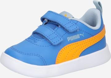 zils PUMA Brīvā laika apavi 'Courtflex v2'