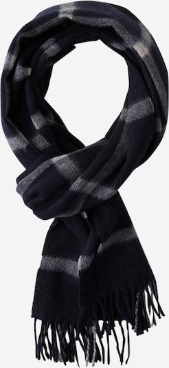 Abercrombie & Fitch Sjaal in de kleur Navy / Grijs, Productweergave