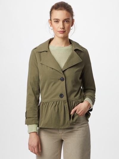 ONLY Övergångskappa 'ISABELLE' i khaki, På modell