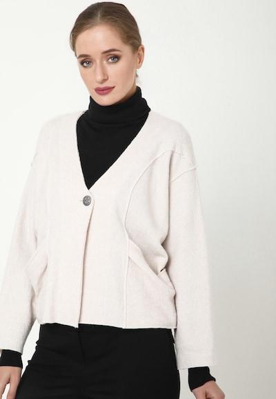 Madam-T Blazer 'YUDA' in puder, Modelansicht