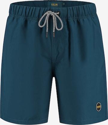 Shorts de bain 'Mike' Shiwi en bleu