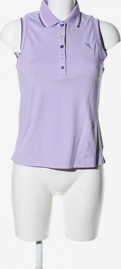 Chervo Polo Top in S in lila, Produktansicht