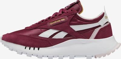 Sneaker low 'Legacy' Reebok Classics pe roz pitaya / alb, Vizualizare produs