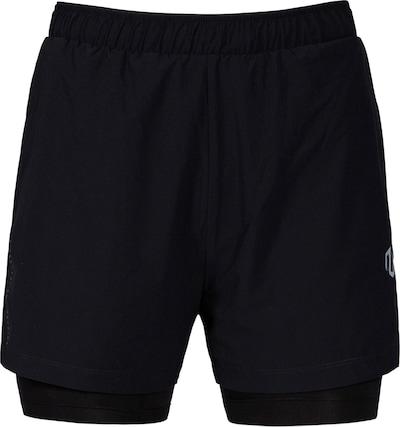 MOROTAI Kurze Sporthose ' Kansei Shorts ' in schwarz, Produktansicht