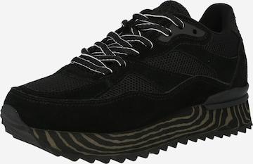WODEN Sneakers 'Sophie Marble' in Black