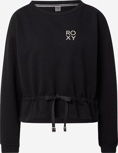 ROXY Суичър 'COOL IN THE VIBES' в черно / бяло, Преглед на продукта
