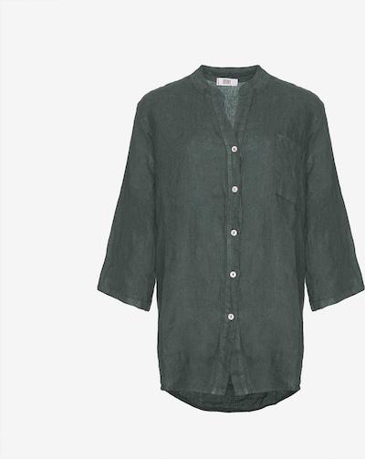 Tiffany Bluse in dunkelgrün, Produktansicht