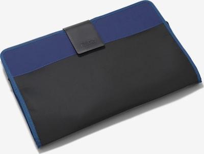 Zero Halliburton Kleidersack in blau / schwarz, Produktansicht
