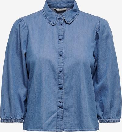 ONLY Blouse 'Stacie' in de kleur Blauw denim, Productweergave