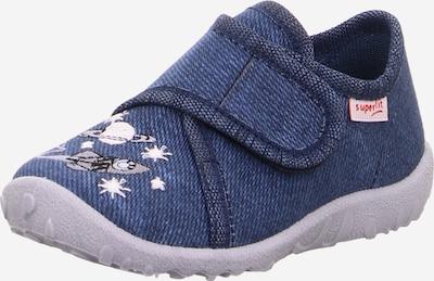 SUPERFIT Niske cipele 'Spotty' u plava / crna / bijela, Pregled proizvoda