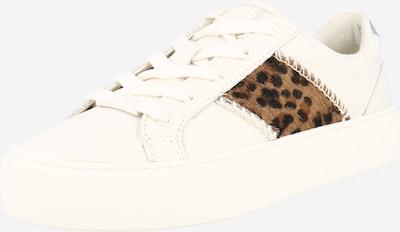 UGG Låg sneaker i brun / svart / vit, Produktvy