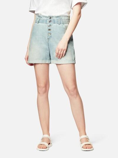 Mavi Shorts in türkis, Modelansicht