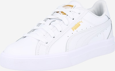 PUMA Sneakers low 'Ana' in Gold yellow / White, Item view