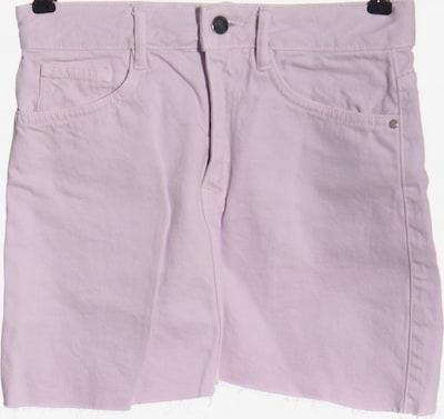ZARA Jeansrock in S in pink, Produktansicht