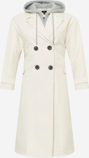Cappotto di mezza stagione River Island Plus di colore beige / grigio, Visualizzazione prodotti