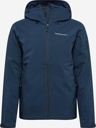 PEAK PERFORMANCE Sport-Jacke 'Maroon' in dunkelblau, Produktansicht