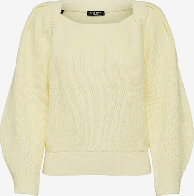 SELECTED FEMME Pullover 'Gry' in pastellgelb, Produktansicht