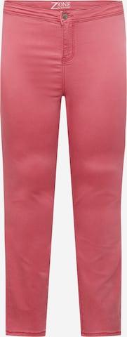 Z-One Τζιν 'Clarissa' σε κόκκινο