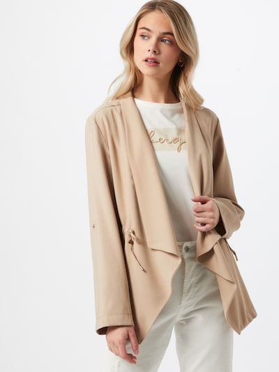 VILA Jacke 'VIADIE' in beige, Modelansicht