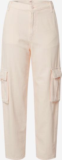 LEVI'S Pantalon cargo en saumon, Vue avec produit