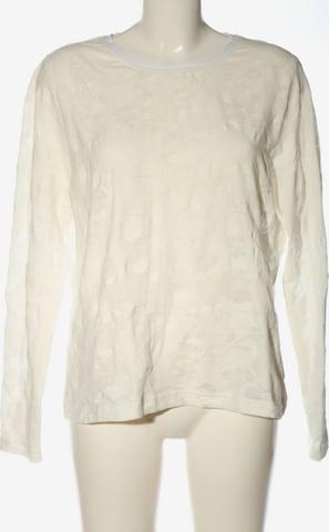 Brigitte Büge Langarm-Bluse in XXXL in Weiß