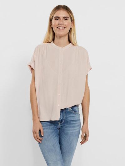 VERO MODA Blouse 'Nads' in de kleur Pastelroze, Modelweergave