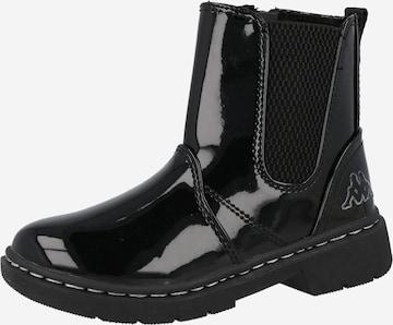 KAPPA Stiefel in Schwarz
