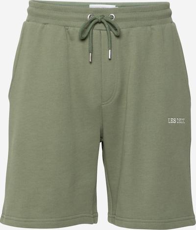 Les Deux Shorts 'Pompei' in khaki, Produktansicht