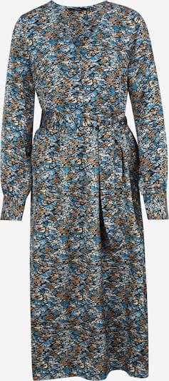 Vero Moda Tall Blousejurk 'LULU' in de kleur Blauw / Bruin / Zwart / Wit, Productweergave