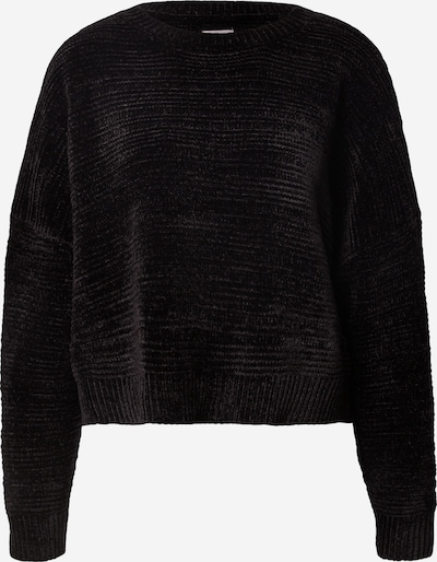 Cotton On Pullover 'Chenille' in schwarz, Produktansicht
