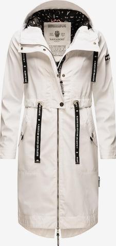 NAVAHOO Between-Season Jacket ' Josinaa ' in White