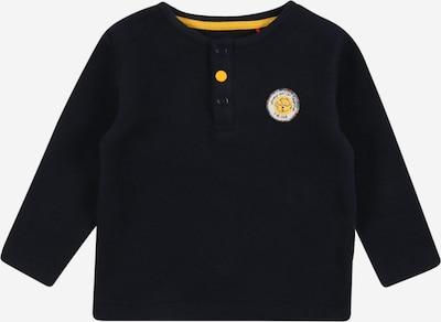 s.Oliver Shirt in dunkelblau / gelb, Produktansicht