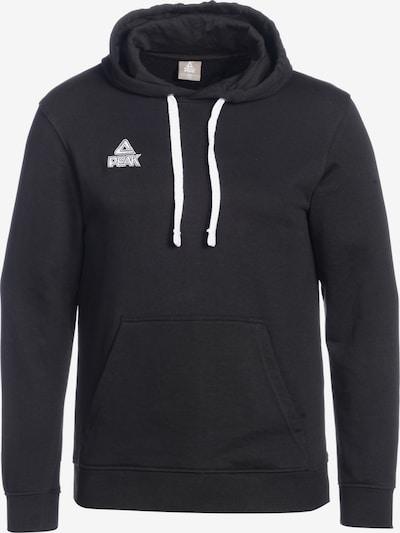 PEAK Sportsweatshirt in schwarz, Produktansicht