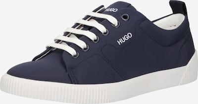 HUGO Sneaker 'Tenn' in dunkelblau, Produktansicht