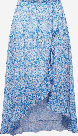 Z-One Suknja 'Allison' u bež / svijetlobež / plava, Pregled proizvoda