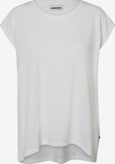 Noisy may T-Shirt 'MATHILDE' in weiß, Produktansicht
