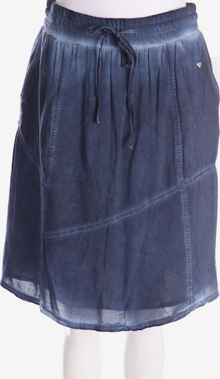 Charles Vögele Skirt in M in Blue, Item view