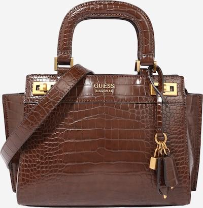 GUESS Handbag 'KATEY' in Brown: Frontal view